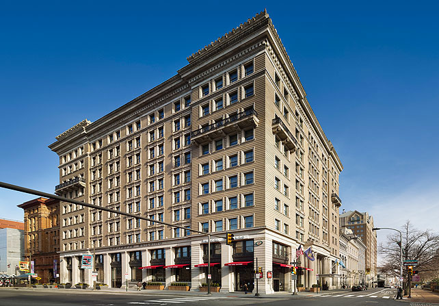 The Kimpton Hotel Monaco – Anmar Electrical Contractor, Inc